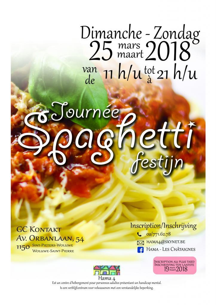 Journée Spaghetti