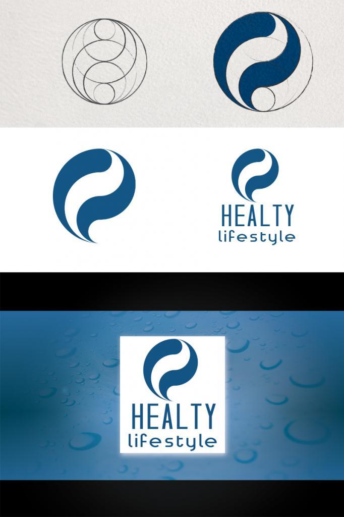 Processus de création de logo